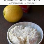 Just 3 ingredients and 15 minutes required to make homemade ricotta. Once you taste whole milk ricotta made from scratch, you can't go back to store-bought.